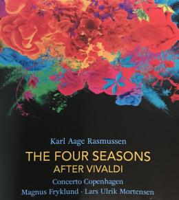 Cover - The Four Seasons after Vivaldi