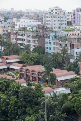 SOS Youth Village and Vocational Centre Mirpur, Dhaka, Architect: C.A.P.E / Raziul Ahsan  Copyright: Iwan Baan