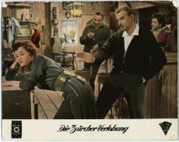 Die Zürcher Verlobung (Helmut Käutner, BRD 1957)