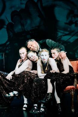 Ensemble, Foto: Anja Köhler