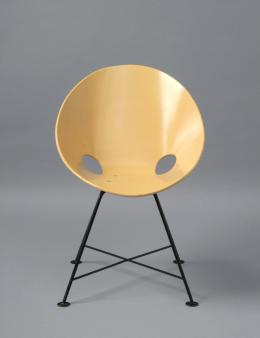 Eddie (Edelhard) Harlis, Chair ST 664, 1954. Gebrüder Thonet, Frankenberg. Photo: Die Neue Sammlung – The Design Museum (A. Laurenzo)