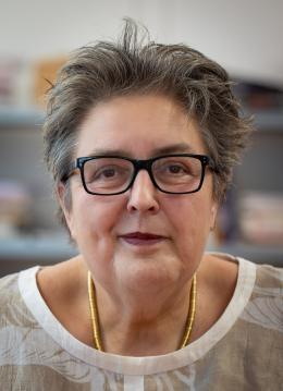 Eva Blimlinger ist zu Gast in der Stadtbibliothek Dornbirn (Foto: Lorenz eSel Seidler)