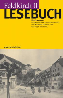 Feldkirch II Lesebuch