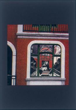 Kai Althoff Ohne Titel, 1993/1999 Collage auf Pappe 28 x 28 cm Schenkung an die Kunststiftung im Museum Ludwig, Köln von Sylvia Schröder-Göcke, 2018 © Kai Althoff, Foto: Stefan Korte