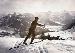 Victor Sohm Hochälpele 1906 © Felicitas Suter