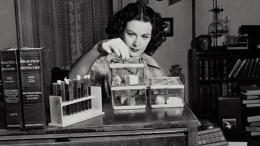Geniale Göttin, Die Geschichte von Hedy Lamarr (US 2017)