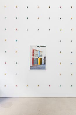 The Ecology of Attention, Ausstellungsansicht, 2019, courtesy Georg Kargl Fine Arts, Foto © kunst-dokumentation.com