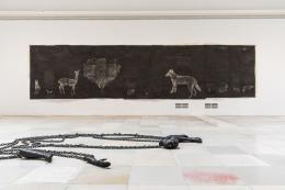 Kiki Smith. Procession, Installationsansicht Haus der Kunst, 2018 © Fotograf: Maximilian Geuter Kiki Smith. Procession Installationsansicht/ Installation view