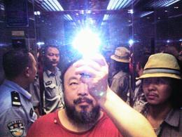 Ai Weiwei: Illumination, 2009; Courtesy of Ai Weiwei Studio. Foto: © Kunstsammlung NRW