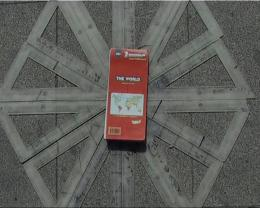 """Andrés Duque, Still aus: """"PARALELO 10"""", 2005 Video, Ton, 26:00 min."""