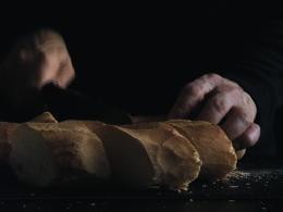 """Carla Della Beffa, Still aus: """"Rituali"""", 2007 Video-DV PAL, Ton, 02:20min"""