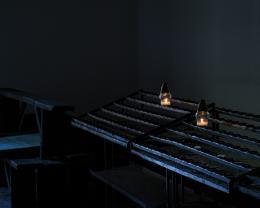 "Benedek Regös, Left arm/Shrine II, aus: ""Objects of Gratitude"", 2015 Giclée-Prints, gerahmt, je 40x50cm"
