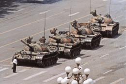 Jeff Widener, Tank Man, Tienanmen, Peking, 5. Juni 1989