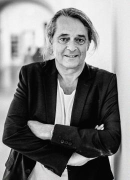 Jo Aichinger 2017 © Helmut Lackinger