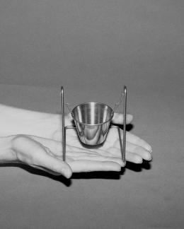 Joanna Piotrowska, Mouse Teeter, 2019. Courtesy die Künstlerin; Dawid Radziszewski, Warschau; und Southard Reid, London / Courtesy of the artist; Dawid Radziszewski, Warsaw; and Southard Reid, London