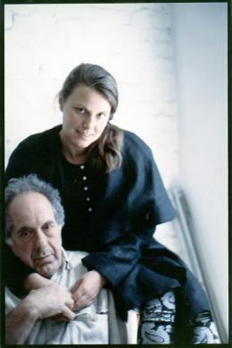 June Leaf: Robert Frank und Gundula Schulze Eldowy, New York 1990. Halt die Ohren steif