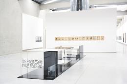 Josef Bauer / Gerhard Kaiser / Meina Schellander, Ausstellungsansicht © Museum Liaunig / die Künstler