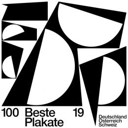 100 beste Plakate 19 Deutschland Österreich Schweiz, Keyvisual, Gestaltung: Lamm & Kirch (D Leipzig/ Berlin) © Lamm & Kirch / 100 Beste Plakate e. V.