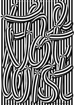 The Notwist, Gestaltung: Erich Brechbühl (CH Luzern), © Erich Brechbühl / 100 Beste Plakate e. V.