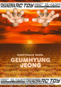 Geumhyung Jeong – Homemade RC Toy, Gestaltung: Hammer (CH Zürich), © Hammer / 100 Beste Plakate e. V.