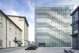Das Kunsthaus Bregenz (Bild: Markus Tretter, © Kunsthaus Bregenz)