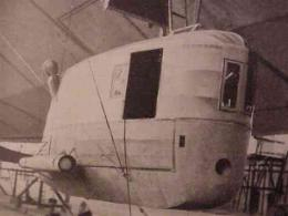 "Right gondola of Zeppelin ""L 30"""
