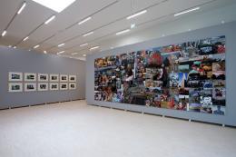 """Ausstellungsansicht """"Heinz Cibulka. bin ich ein bild?"""" © Christian Redtenbacher"""