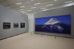 """Ausstellungsansicht """"Sehnsuchtsräume"""" © Christian Redtenbacher"""
