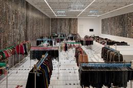 Ai Weiwei: Laundromat, 2016. Installation view at Jeffrey Deitch, New York, 2016; Courtesy of Ai Weiwei Studio. Foto: © Kunstsammlung NRW