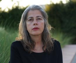 Leonor Antunes, winner of Zurich Art Prize 2019. Photo: Nick Ash