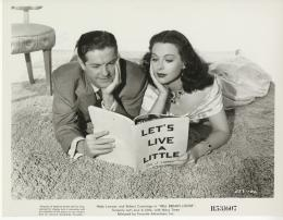 Let's Live a Little (King Vidor, US 1941)