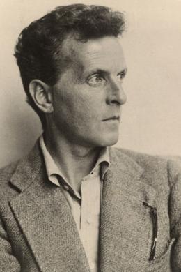 Ludwig Wittgenstein, Foto: Moriz Nähr, 1930 © Österreichische Nationalbibliothek
