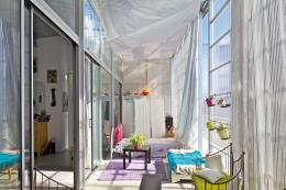 Sozialer Wohnbau, 59 Wohnungen, Jardins Neppert, Mulhouse, 2009 – 2014 & 2015, Innenansicht Bildnachweis: © Philippe Ruault