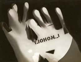 László Moholy-Nagy Ohne Titel, Dessau, 1925/1926 Untitled, Dessau Fotogramm, 18,3 x 24,1 cm Museum Folkwang, Essen