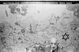 Simon Wiesenthal, 1976, Hahnemühle Fine Art Baryta Print © Michael Horowitz