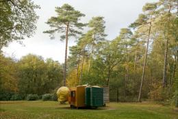 Mobile Home for Kröller-Müller, 1994 © Atelier Van Lieshout