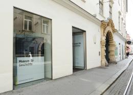 Museum für Geschichte,  Foto: Universalmuseum Joanneum/J.J. Kucek