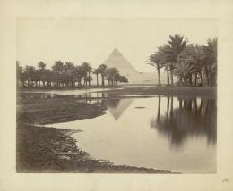 Ohne Titel. Pascal Sebah. Albuminabzug. Ägypten, Kairo, um 1875. Museum Rietberg, Zürich   FRP 1-39