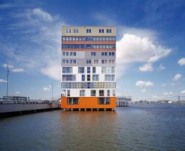 Silodam, Amsterdam Bildnachweis: © Rob 't Hart