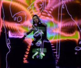 Nam June Paik Global Groove, 1973, Filmstill, Sammlung Generali Foundation – Dauerleihgabe am Museum der Moderne Salzburg