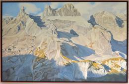 """Nino Malfatti, """"Die drei Türme"""" © Sammlung vorarlberg museum"""
