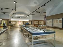 Papyrusmuseum © Österreichische Nationalbibliothek