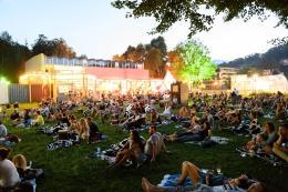 Impression vom Poolbar Festival 2017 (Foto: Poolbar Festival/ © Matthia Rhomberg)