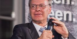 Rainer Muenz, Foto: Daniela Matejschek