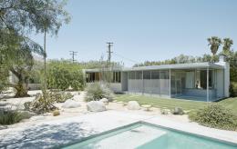 Miller House, Palm Springs, 1936/37  Foto: David Schreyer 2017