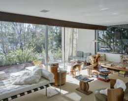Ohara House, Silver Lake, Los Angeles, 1961  Foto: David Schreyer 2017