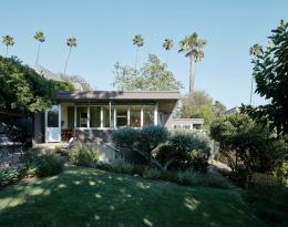 Mcintosh House, Silver Lake, Los Angeles, 1937–1939  Foto: David Schreyer 2017