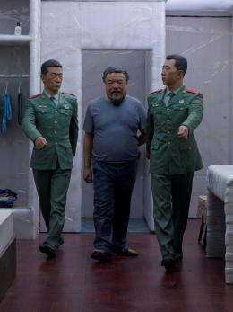 Ai Weiwei: SACRED - Ritual; Courtesy of Ai Weiwei Studio. Foto: © Kunstsammlung NRW