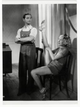 Salto in die Seligkeit (Fritz Schulz, A 1934)