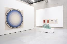 Robert Schaberl / Michael Kienzer / Hans Kupelwieser, Ausstellungsansicht © Museum Liaunig / die Künstler